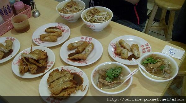 21 July 2010-台北.超正魷魚羹+牛蒡天婦羅@兩喜號