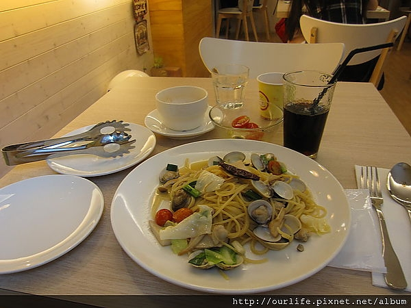 台中.名過其實的日牌義大利麵@Copain Italian fine food(+wifi)