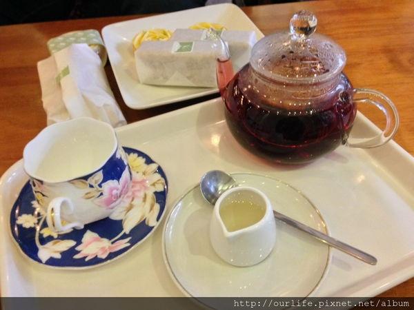 台中北屯.愜意悠閒的下午茶@摩奇安娜咖啡館(+wifi)