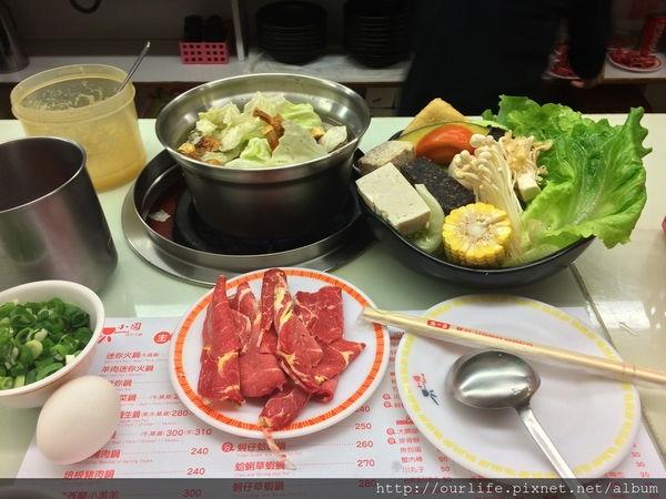 台中北區.補氣暖身的巴西蘑菇火鍋@小園火鍋漢口店