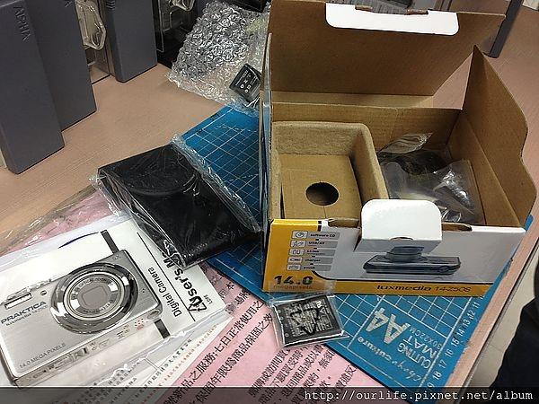 敗家.超值有質感的德國柏卡相機-Z5os