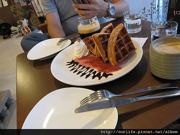 更新-台中.不值得2訪的咖啡店@米咖啡(+wifi)