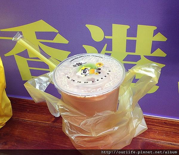 逢甲夜市.就愛這味絲襪奶茶@港仔愛檸茶(香港地鐵站)