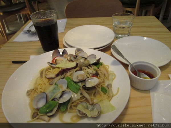 台中.跳樓價的義大利麵@Coapin Italian fine food(+wifi)