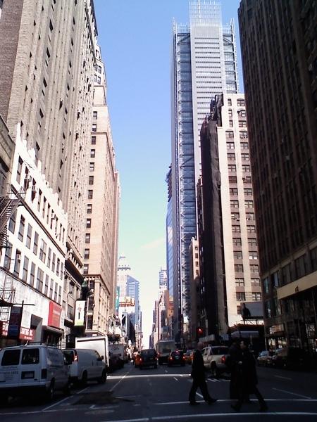 隨談.曼哈頓巨石陣奇景