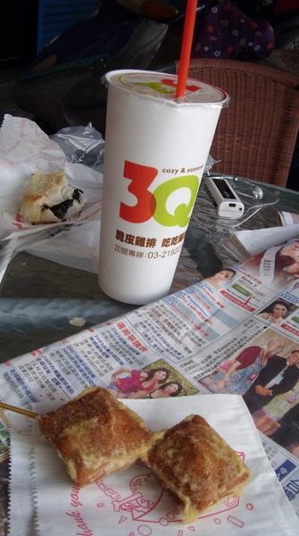 酥炸豆乾@3Q雞排精誠店
