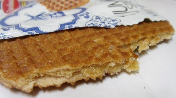 下午茶.荷蘭焦糖鬆餅