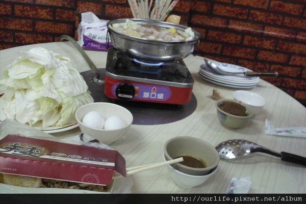 台南.嫩滑牛肉火鍋@忘了店名的火鍋店