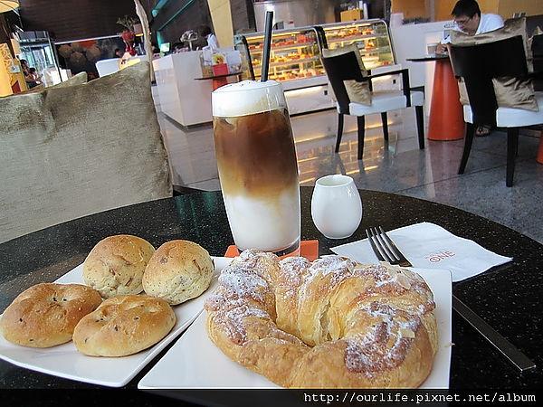 台中.拿鐵卡布傻傻分不清楚的早餐@亞緻飯店麗緻坊(+wifi)