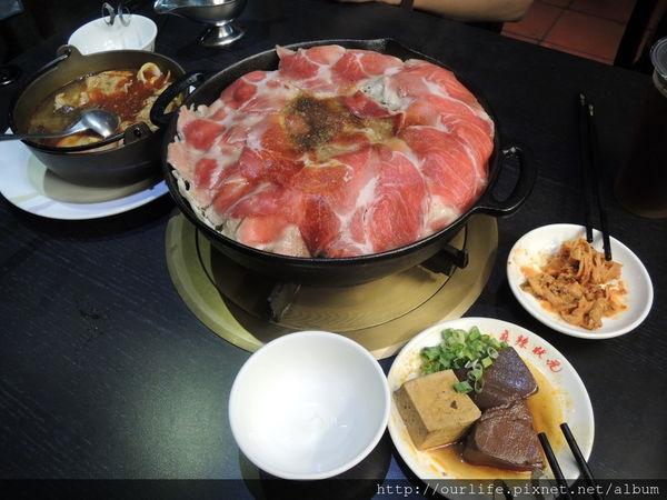 台中團購.228元石鍋燒肉雙拼組合@麻辣狀元一鳥食堂