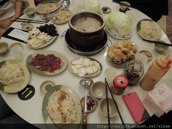 台中北區.湯濃肉嫩的碳燒薑母鴨@霸味薑母鴨旗鑑店