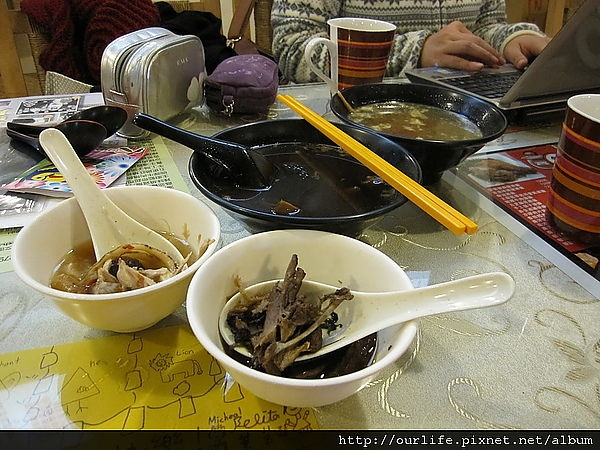 台北.明星也愛喝的70元港式煲湯@訪客快樂營養湯餐廰