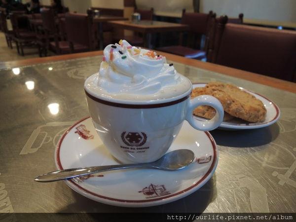 台北.58年老字號的歷史咖啡館@蜂大咖啡