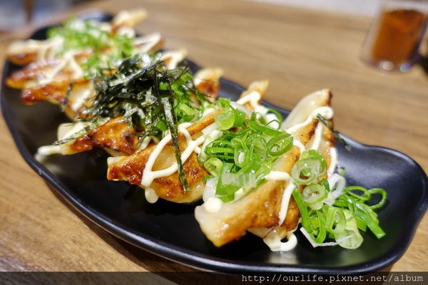 台中深夜食堂.肉汁飽滿餡清甜的爆汁雞湯燒餃子@富貴堂燒餃子拉麵