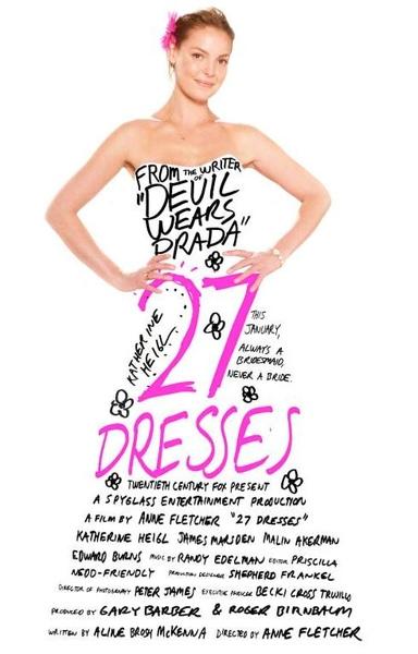 27 Dresses.27件禮服的祕密