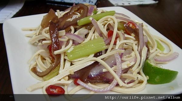 私廚開胃小菜.青檸辣拌四喜