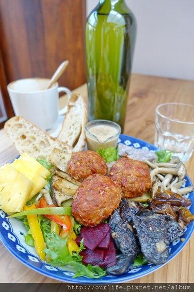 彰化.營養美味低負擔的正統美式早午餐@YOLO Moment(+WIFI)