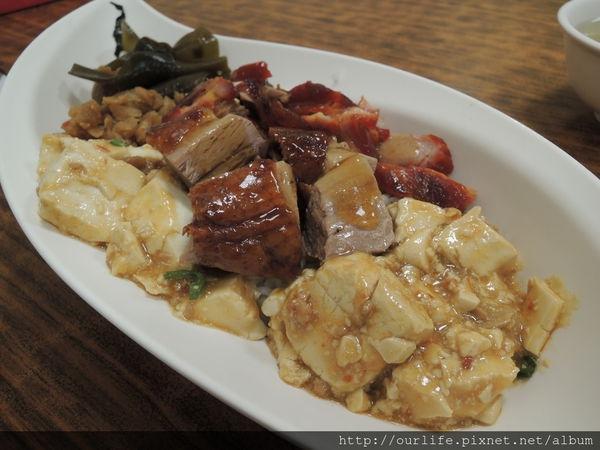 台中北區.70元平價好吃的燒鴨+叉燒飯@大和燒鴨快餐店