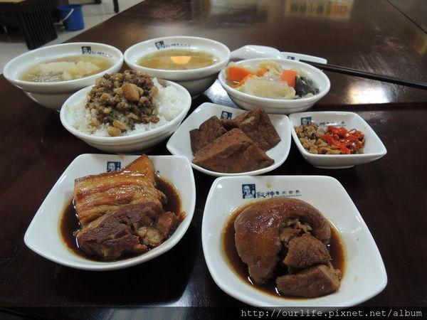 台中北區.價平味美的古早五香爌肉飯@胖當家滷肉飯
