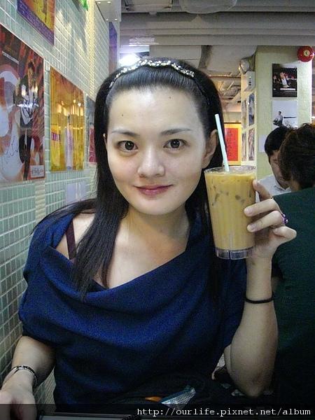 香港隨旅.蘭芳園絲襪奶茶(失望奶茶)@尖沙咀
