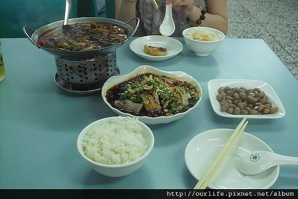台中.名不虛傳猛吞口水的口水雞@重慶水煮魚