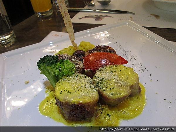 台中.精緻優雅的歐式午餐@文華道會館晨柿廰(+wifi)