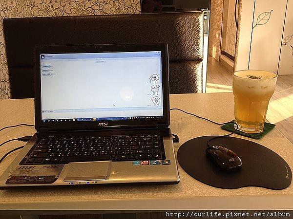 台中.服務好到有前途的奶蓋綠茶@綠歐蕾大墩店(+wifi)