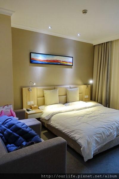 上海自由行.住到賺到精緻巧思的幸福酒店@子魚居南京東路店(+WIFI)