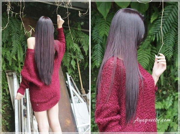 Re Born 髮沙龍 OLAPLEX護髮 氣質黑紫染髮 (33).jpg