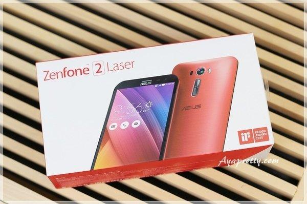 ASUS ZenFone 2 Laser 孝親機 (2).JPG