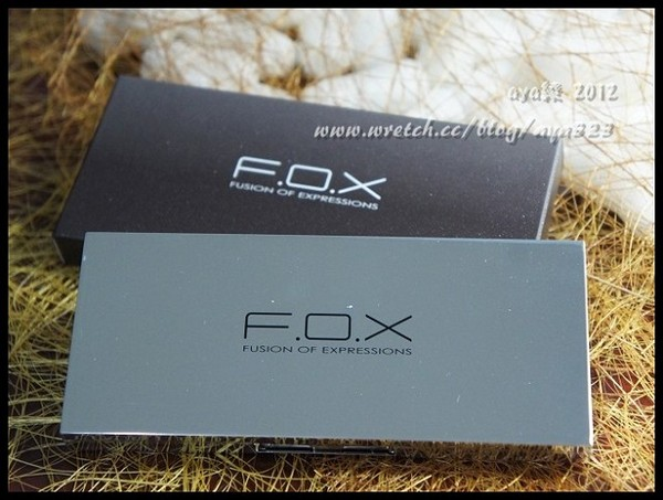 F.O.X時尚彩妝-全方位完美遮瑕盤~就是要妝感更加完美無瑕