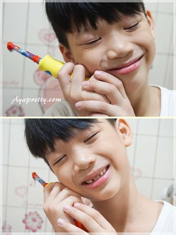 德國百靈Oral-B 海底總動員 D10兒童充電電動牙刷 (26).jpg
