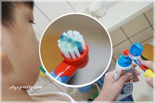德國百靈Oral-B 海底總動員 D10兒童充電電動牙刷 (21).JPG