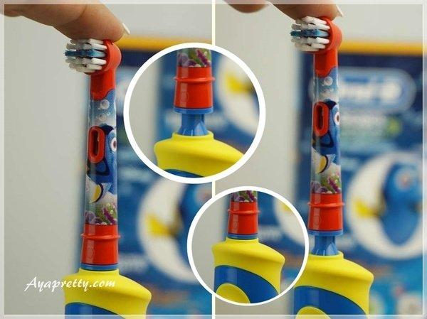 德國百靈Oral-B 海底總動員 D10兒童充電電動牙刷 (18).jpg