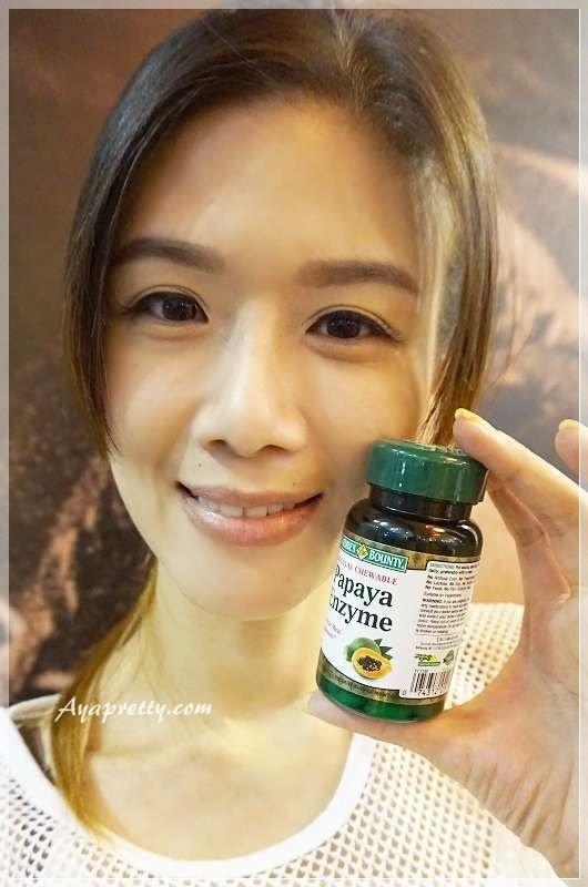 自然之寶咀嚼木瓜酵素錠 (23).JPG