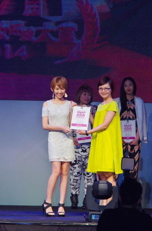 2014美妆大赏 领奖篇图片