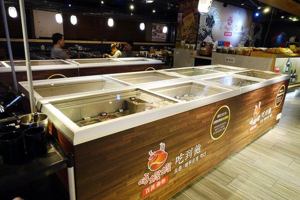台北聚餐火鍋吃到飽-嗨蝦蝦百匯鍋物吃到飽,罐裝啤酒喝到飽 (9).jpg