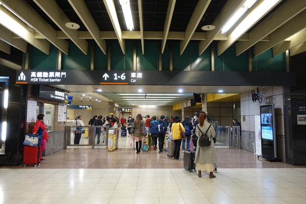 三重到板橋捷運,三重到板橋車站怎麼搭比較快 (25).JPG
