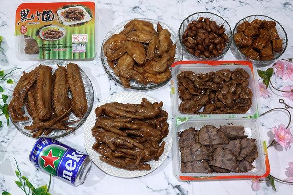 黑竹園雞腳冷滷味,以四十年老滷汁製成的好吃團購美食 (25).jpg