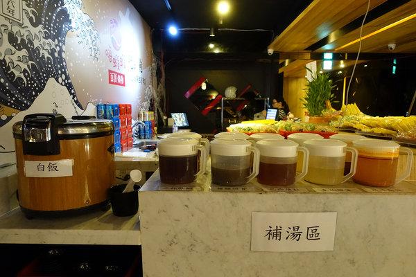 台北聚餐火鍋吃到飽-嗨蝦蝦百匯鍋物吃到飽,罐裝啤酒喝到飽 (13).jpg