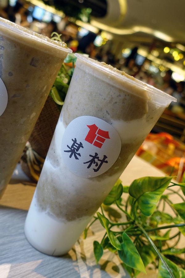 某村綠豆沙專賣所京站快閃店,台北好喝綠豆沙 (9).jpg