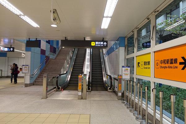 三重到板橋捷運,三重到板橋車站怎麼搭比較快 (5).JPG