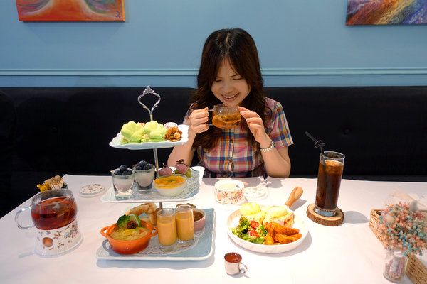 中山站下午茶蛋糕-春日甜Bistro Café (1).jpg