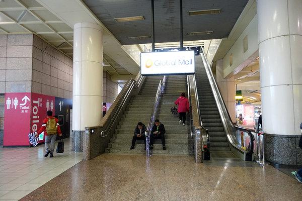 三重到板橋捷運,三重到板橋車站怎麼搭比較快 (31).JPG