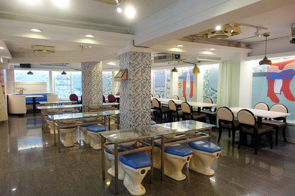 士林打卡餐廳-便所歡樂主題餐廳,士林網美下午茶餐廳 (20).jpg