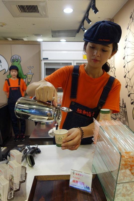 鱷魚騎士奶茶北車站前店 (13).JPG
