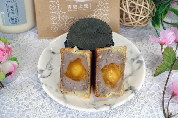 青畑九號豆製所台北忠孝SOGO店,台北東區好吃紅豆餅 (18).jpg