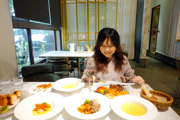新竹金山街義法料理,Garden Party Restaurant (43).jpg