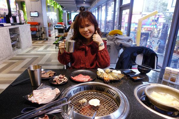 西門町燒烤吃到飽-町番燒肉,台北火烤兩吃吃到飽 (54).jpg