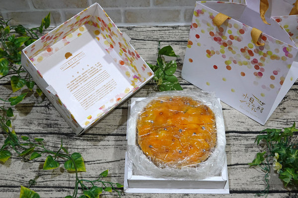水母吃乳酪芒果乳酪塔,夏日限定好吃芒果甜點 (11).jpg